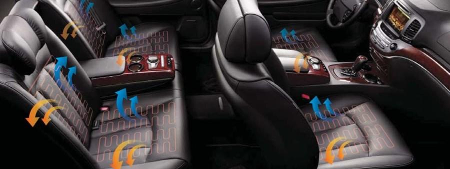 Как сделать подогрев сиденья в авто - Paket-nn.ru